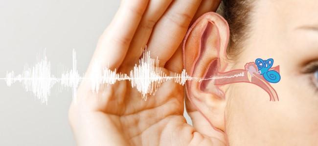Ubytek i utrata słuchu